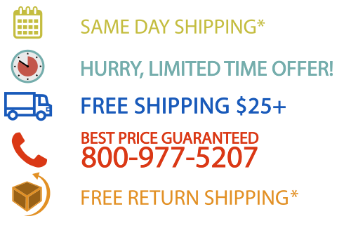 free shipping for orders over $25